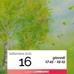 I SETTE ALBERI E I SETTE PIANETI Laboratorio di Pittura a cura di Laura Lombardi 16-9-2021