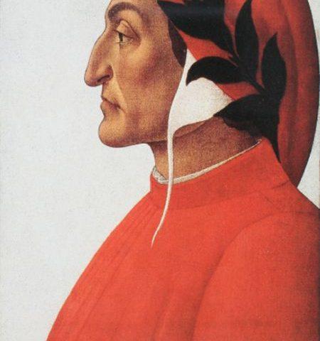 Dante - Sandro Botticelli 1495 Ginevra, collezione privata