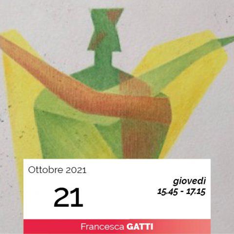 IN FORMA CON L'EURITMIA - laboratorio con Francesca Gatti - 21-10-2021