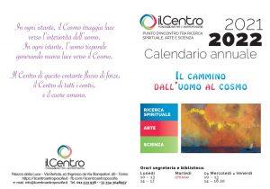 Calendario Il Centro Antroposofia stagione2021/2022