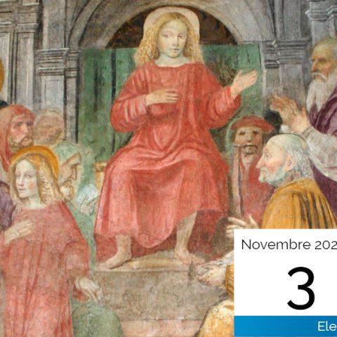 Il Quinto Vangelo di Rudolf Steiner - incontri con Elena Ferrario - 3-11-2021