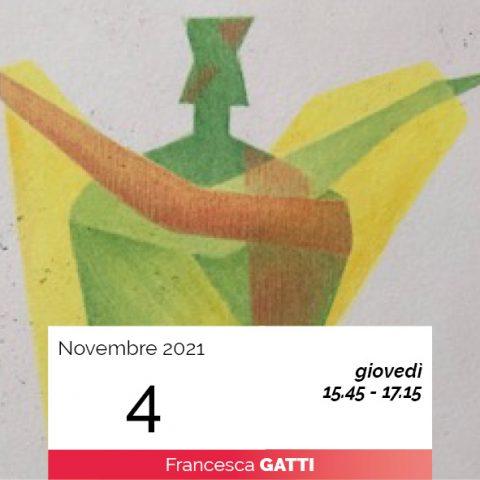 IN FORMA CON L'EURITMIA - laboratorio con Francesca Gatti - 4-11-2021